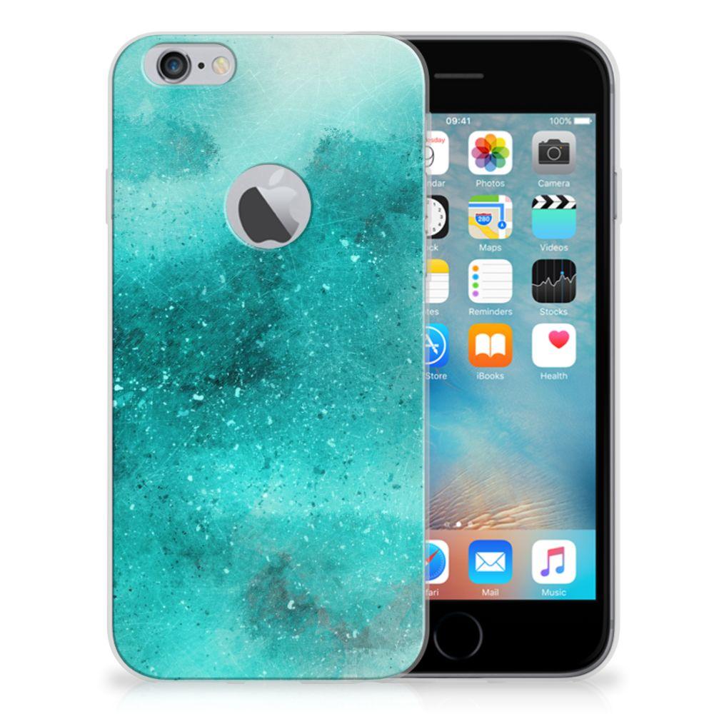 Hoesje maken Apple iPhone 6 Plus | 6s Plus Painting Blue