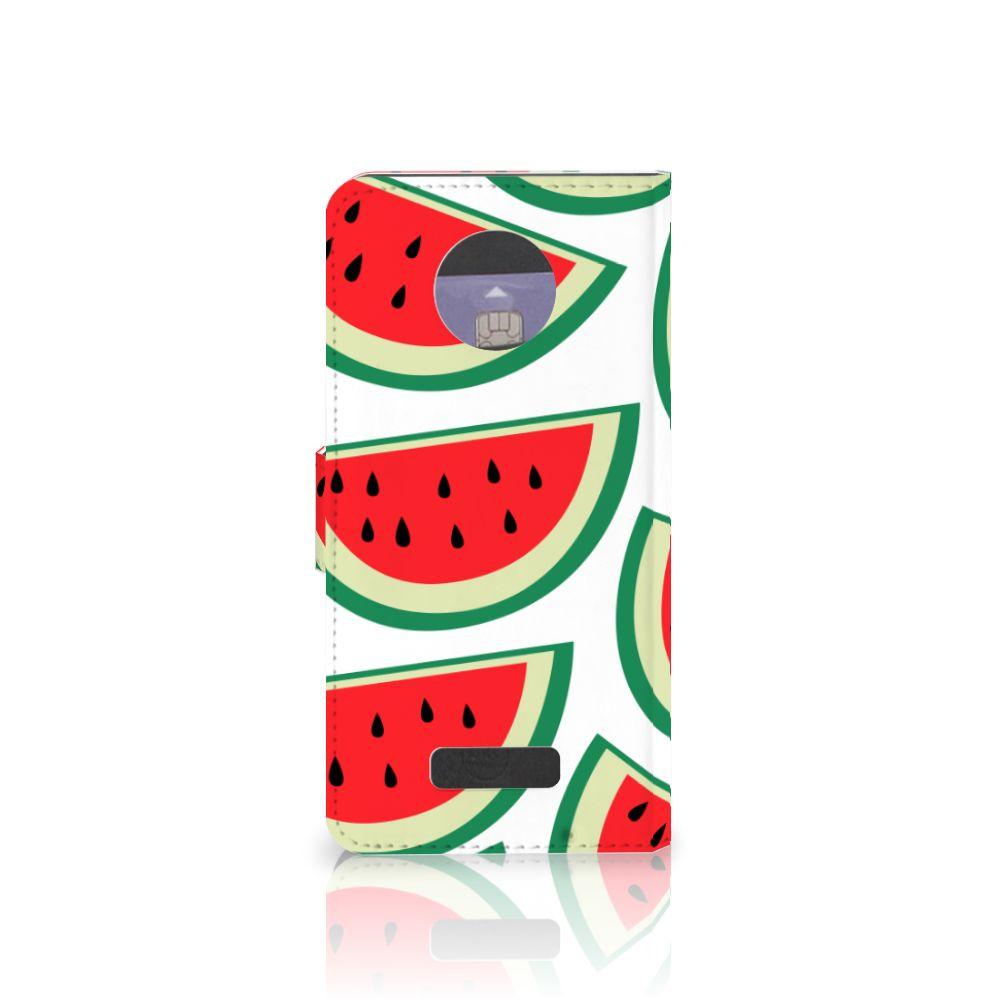 Motorola Moto Z Book Cover Watermelons