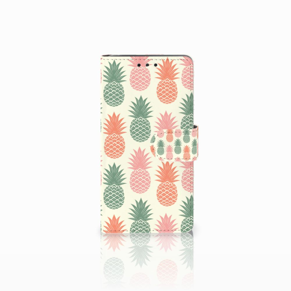 LG Bello 2 Boekhoesje Design Ananas