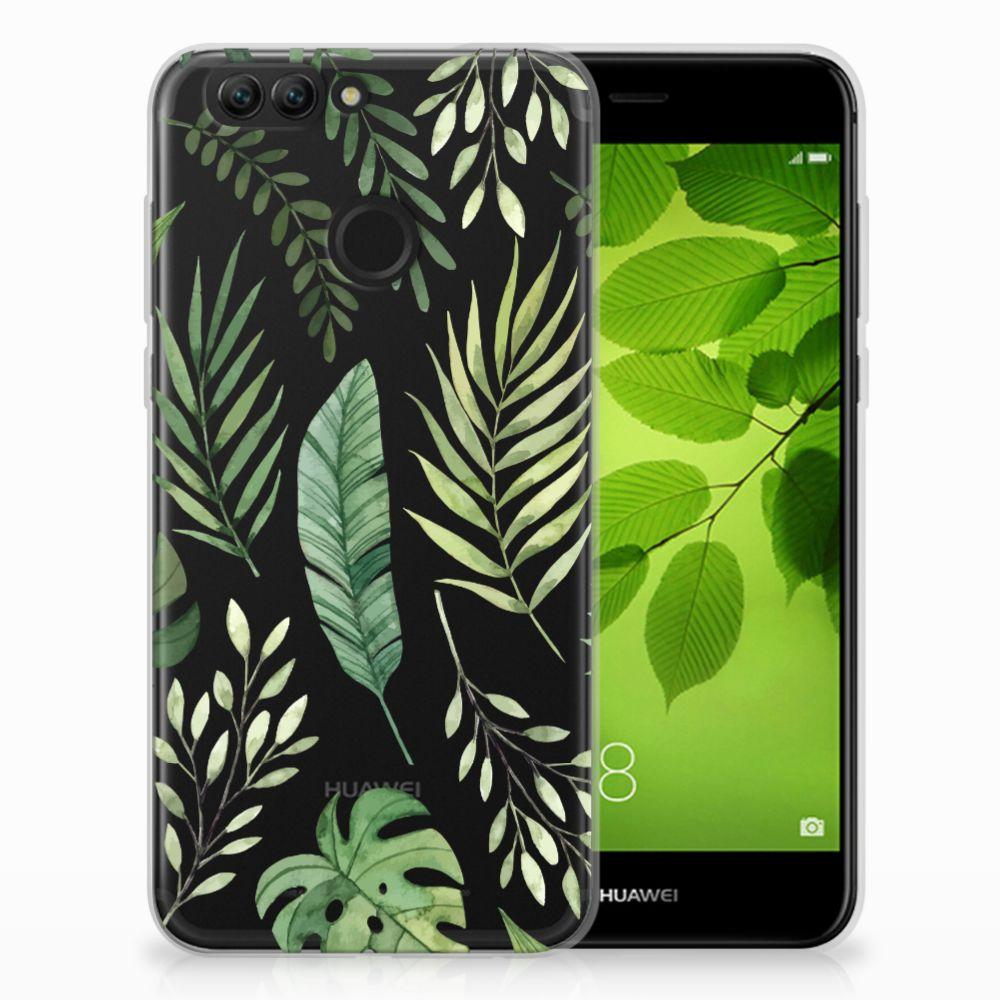 Huawei Nova 2 TPU Case Leaves