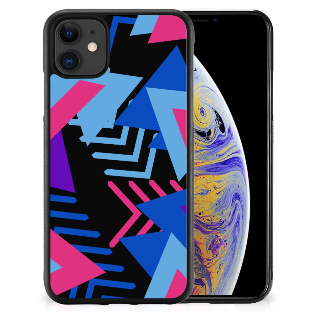 Apple iPhone 11 Grip Case Funky Triangle