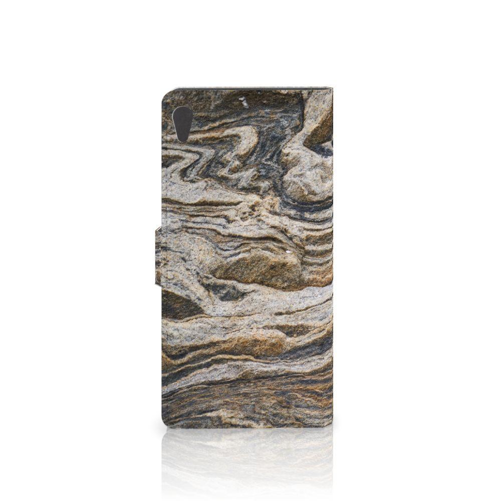 Sony Xperia XA Ultra Bookcase Steen