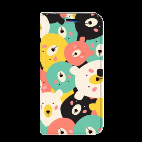 Apple iPhone X | Xs Uniek Standcase Hoesje Bears
