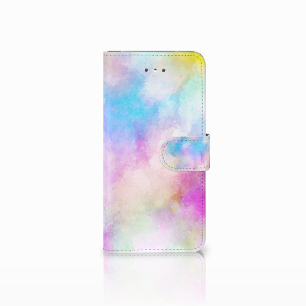 LG Nexus 5X Uniek Boekhoesje Watercolor Light
