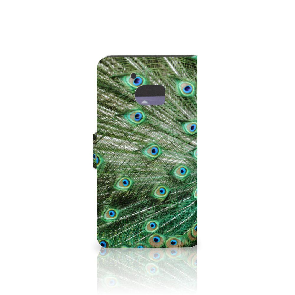 HTC 10 Telefoonhoesje met Pasjes Pauw