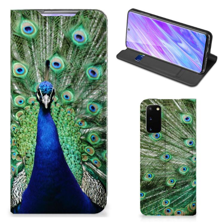 Samsung Galaxy S20 Hoesje maken Pauw
