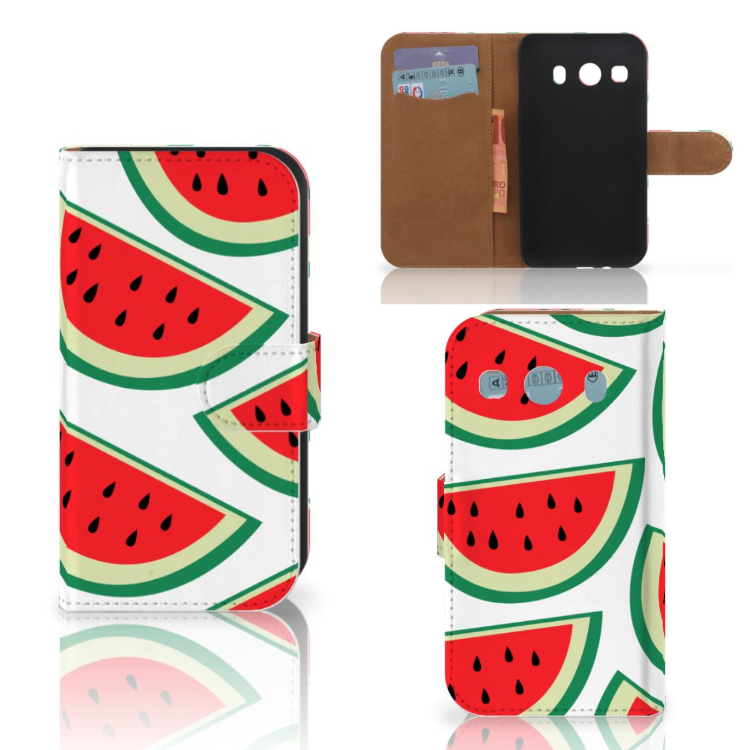 Samsung Galaxy Ace 4 4G (G357-FZ) Book Cover Watermelons