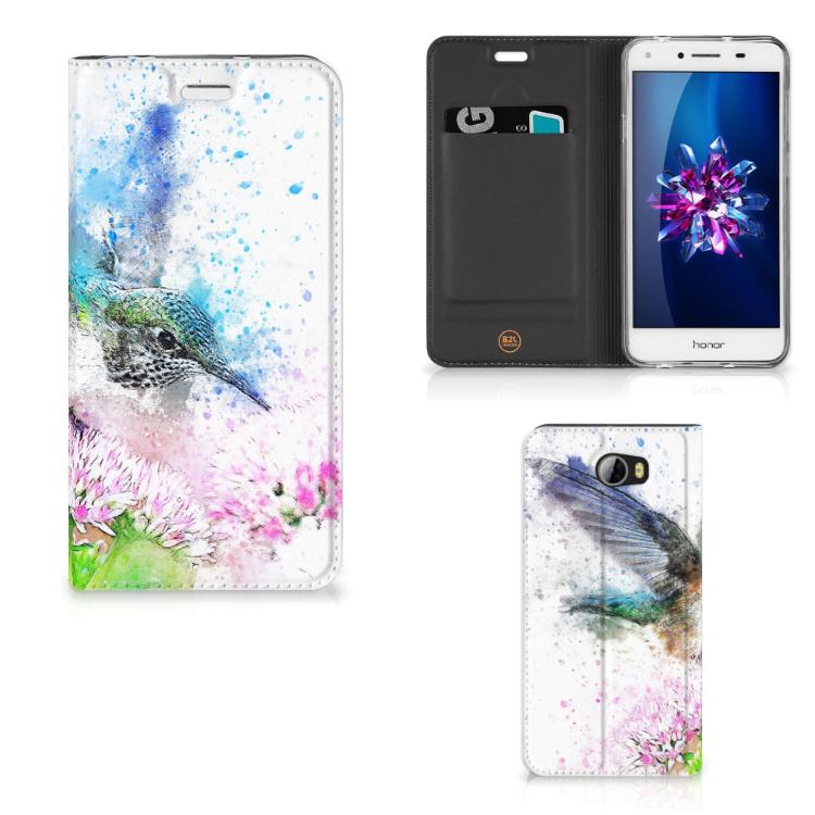 Bookcase Huawei Y5 2 | Y6 Compact Vogel