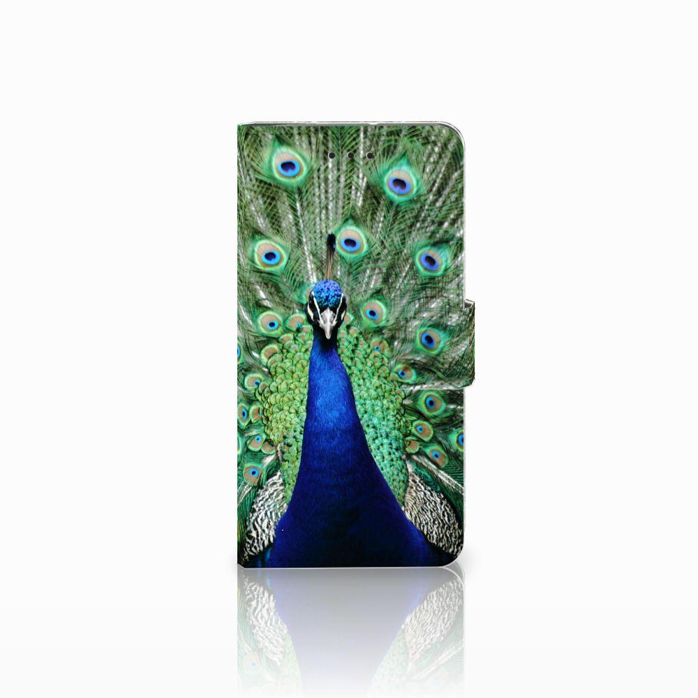 Motorola Moto G7 Play Boekhoesje Design Pauw