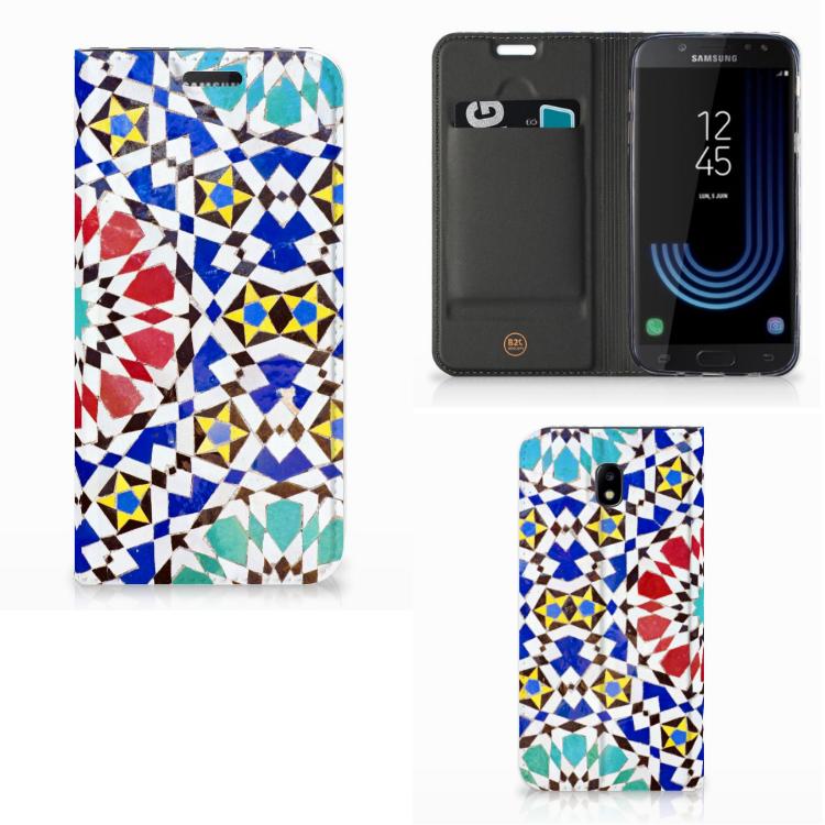 Samsung Galaxy J5 2017 Standcase Mozaïek