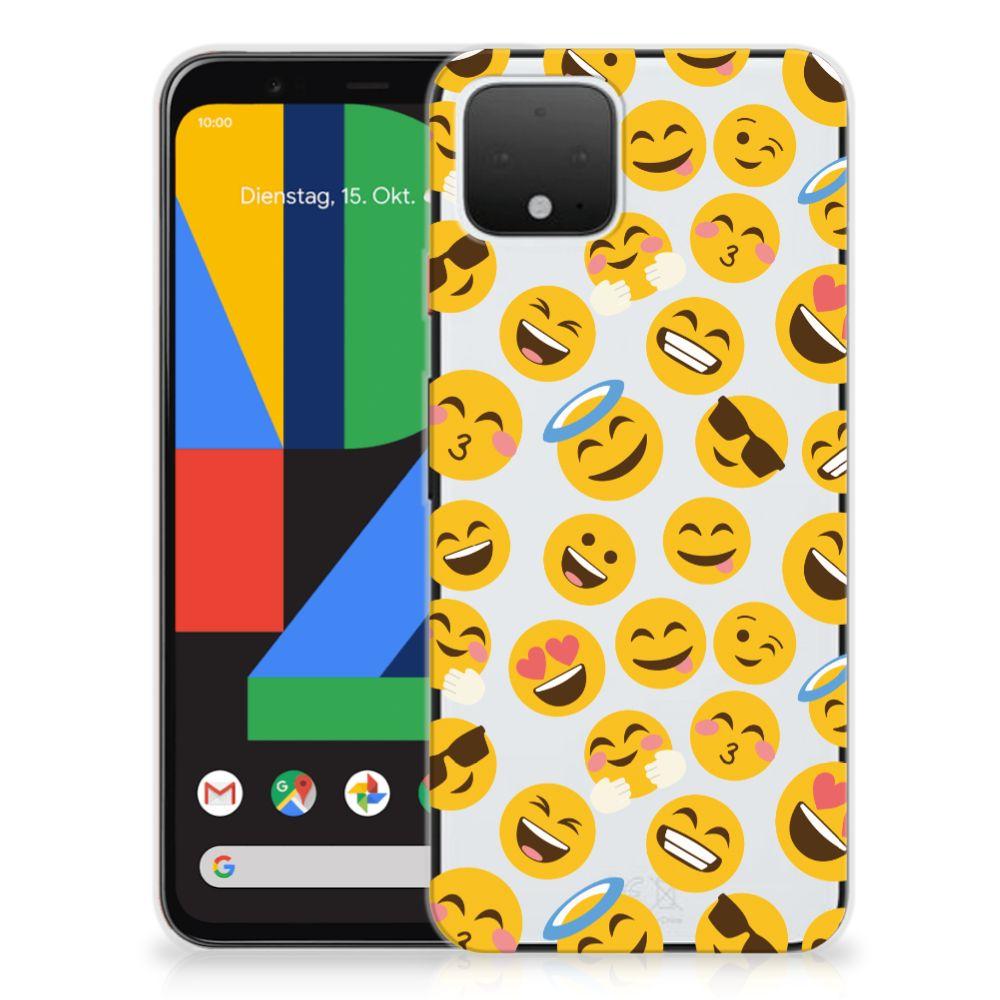 Google Pixel 4 TPU bumper Emoji