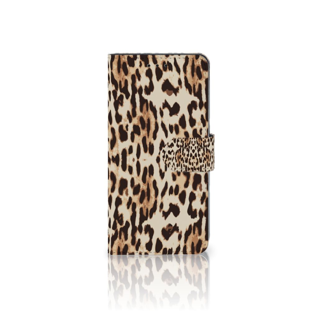 Huawei Mate 10 Pro Uniek Boekhoesje Leopard