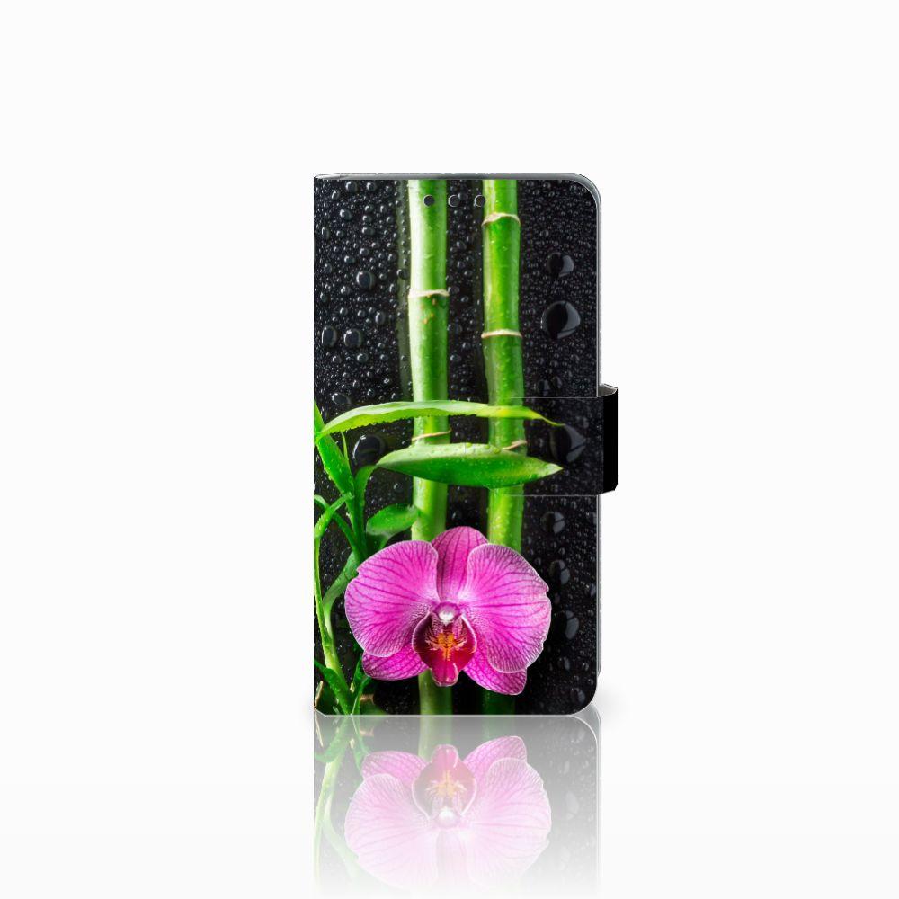Microsoft Lumia 535 Boekhoesje Design Orchidee