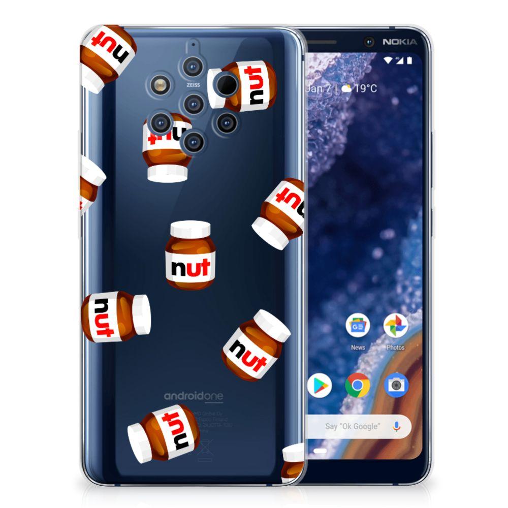 Nokia 9 PureView Siliconen Case Nut Jar
