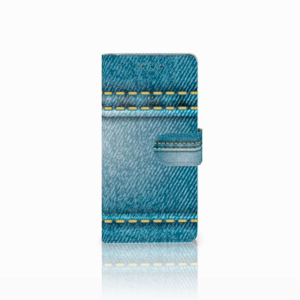 Samsung Galaxy Grand Prime   Grand Prime VE G531F Boekhoesje Design Jeans