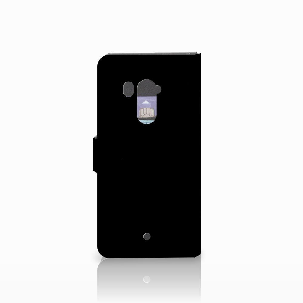 HTC U11 Plus Book Cover Whiskey