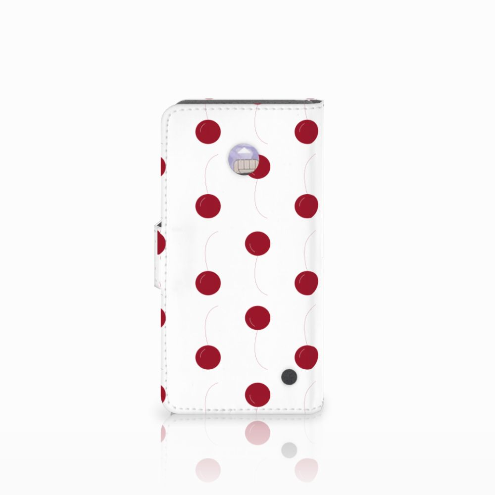Nokia Lumia 630 Book Cover Cherries