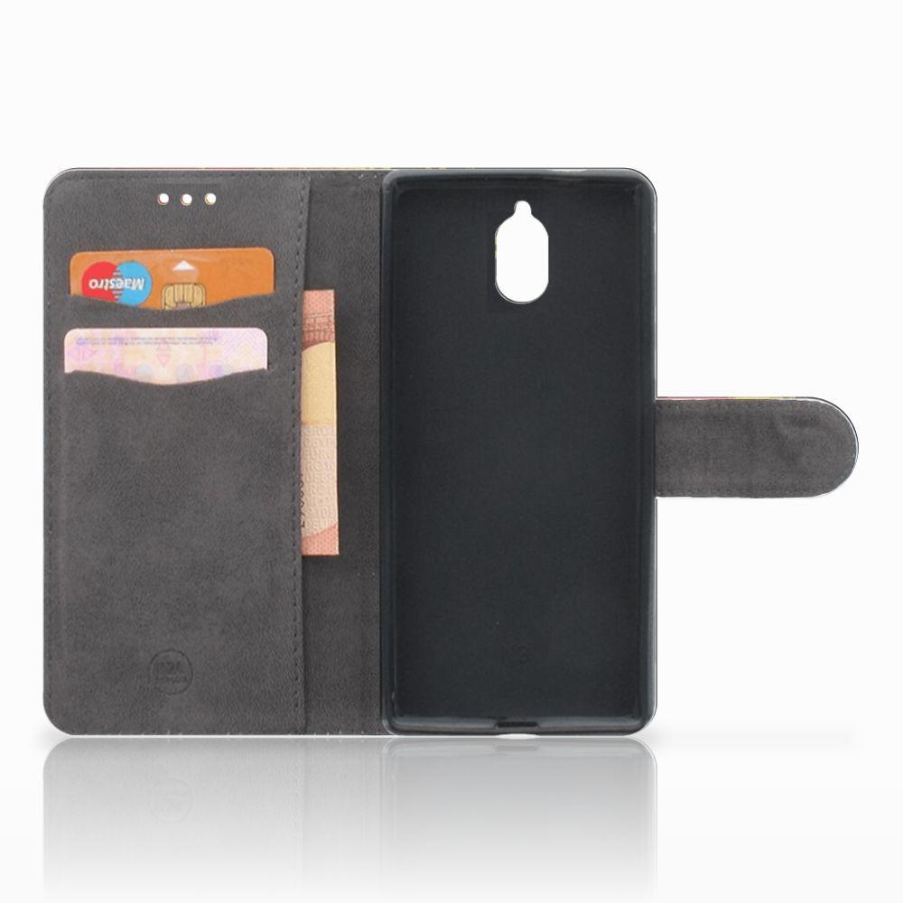 Nokia 3.1 (2018) Bookstyle Case België