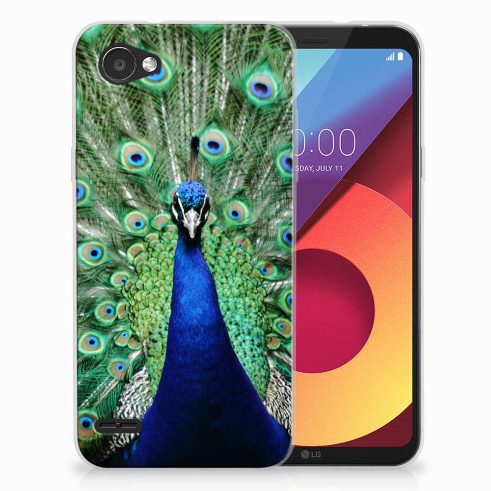 LG Q6 | LG Q6 Plus TPU Hoesje Pauw