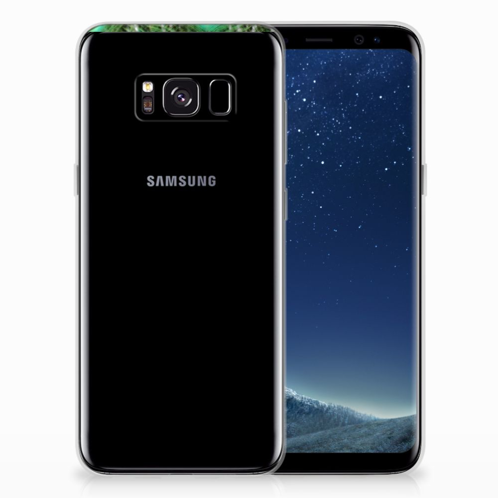 Samsung Galaxy S8 TPU Hoesje Pauw
