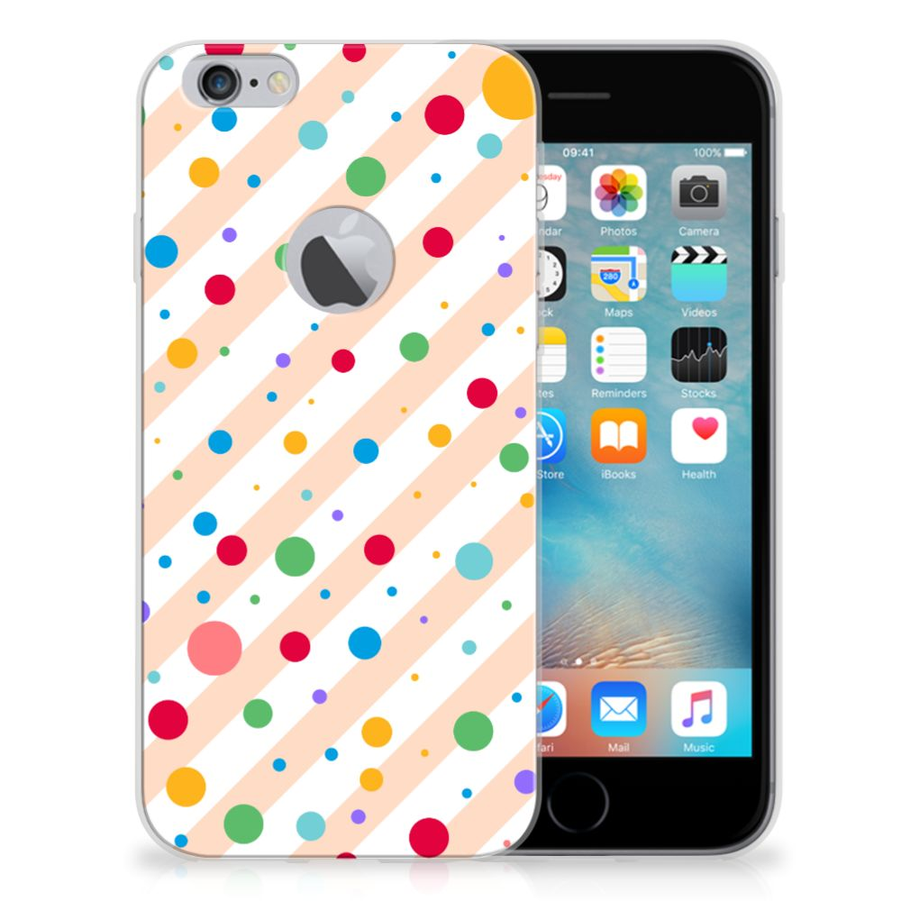 Apple iPhone 6 Plus | 6s Plus TPU bumper Dots
