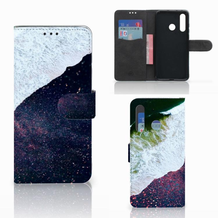 Huawei Nova 4 Bookcase Sea in Space