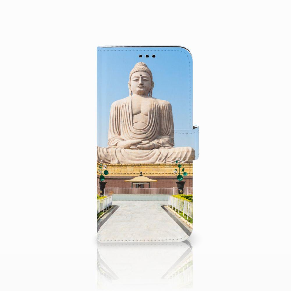 Samsung Galaxy S9 Plus Boekhoesje Design Boeddha