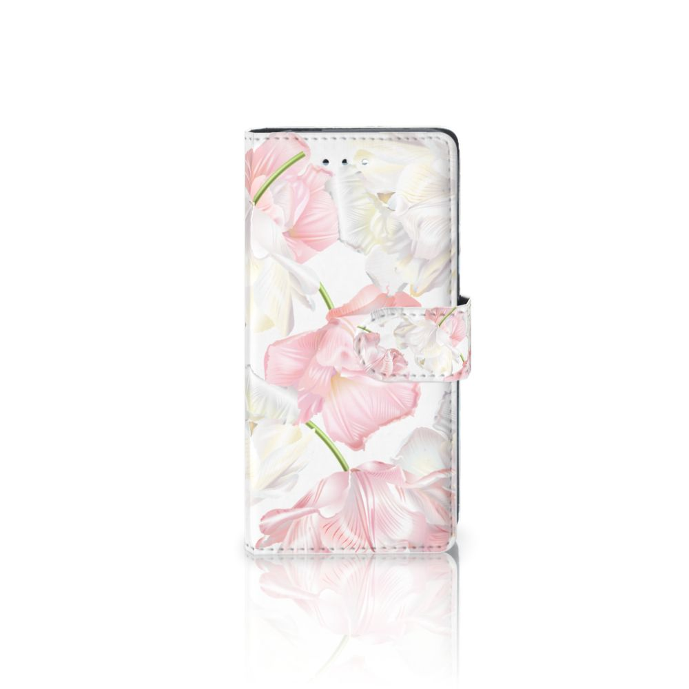 Huawei P9 Boekhoesje Design Lovely Flowers