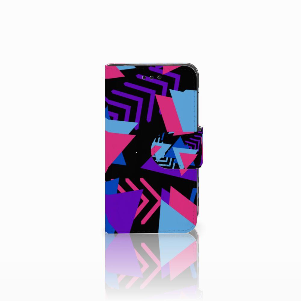 Samsung Galaxy Trend 2 Boekhoesje Design Funky Triangle