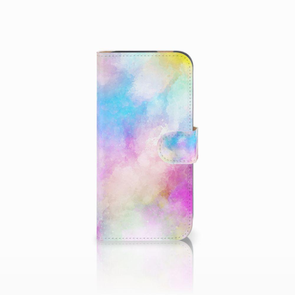 Hoesje HTC One M8 Watercolor Light