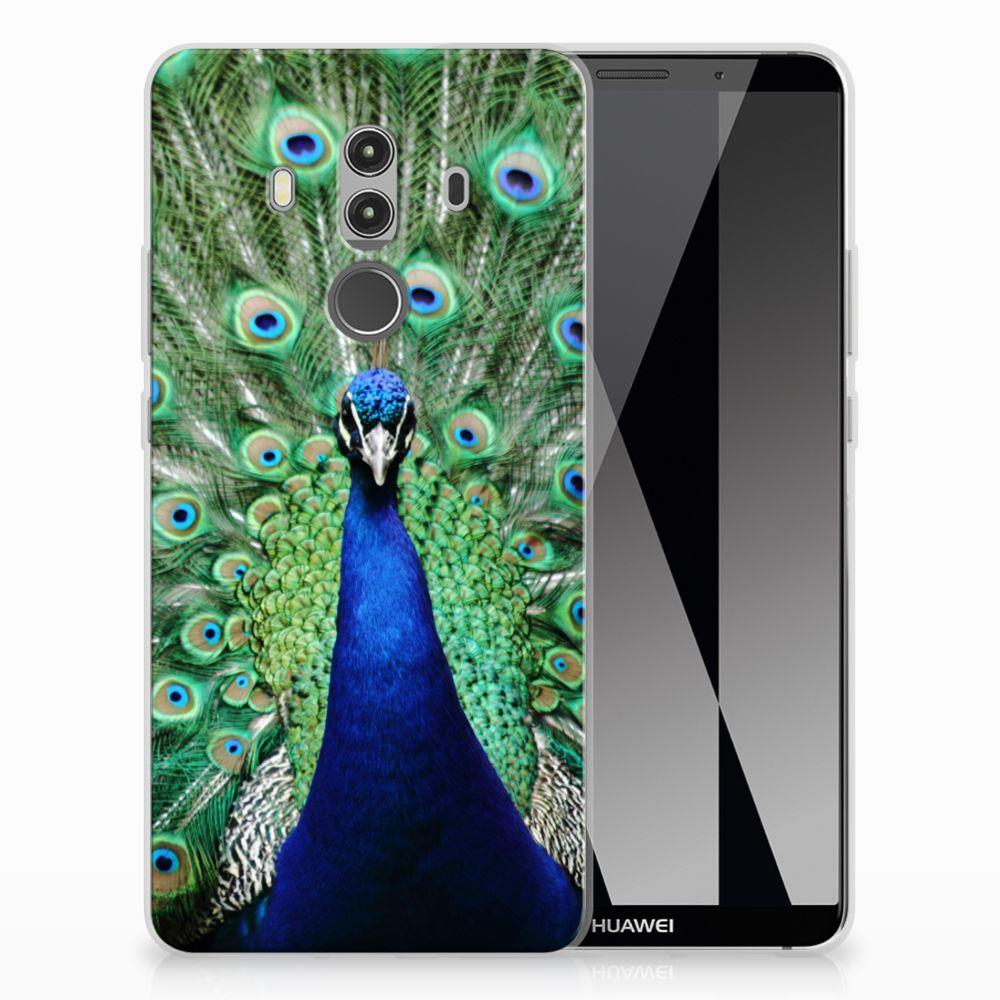 Huawei Mate 10 Pro TPU Hoesje Design Pauw