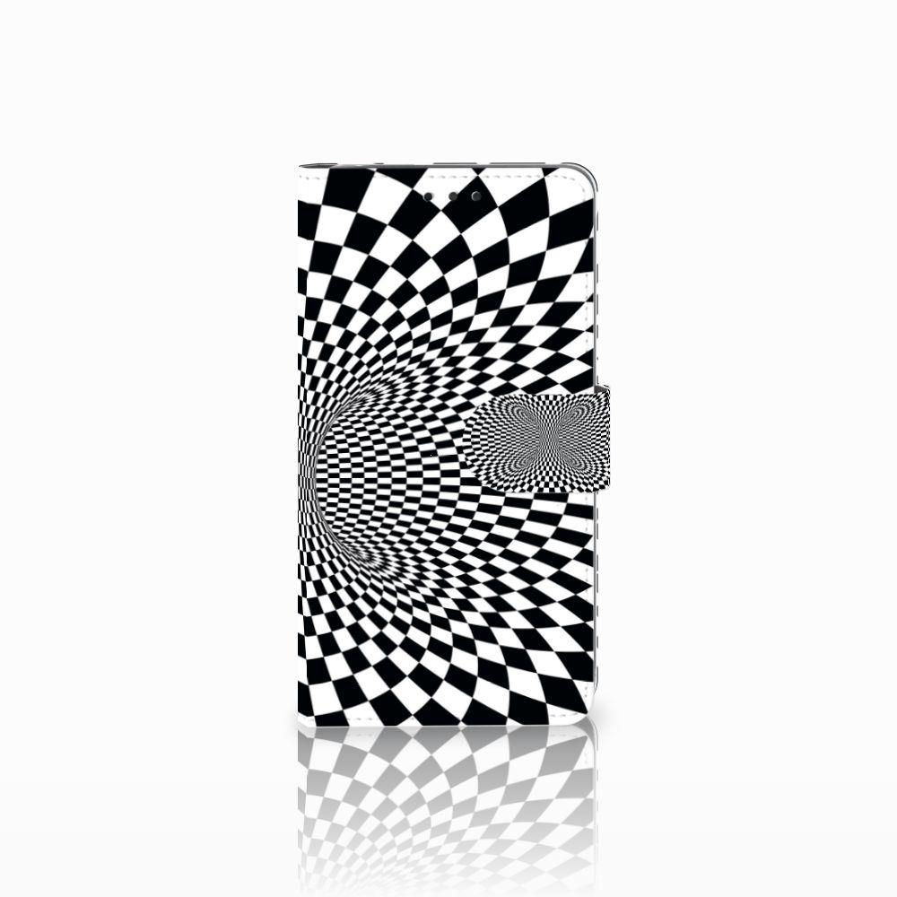LG G4 Bookcase Illusie