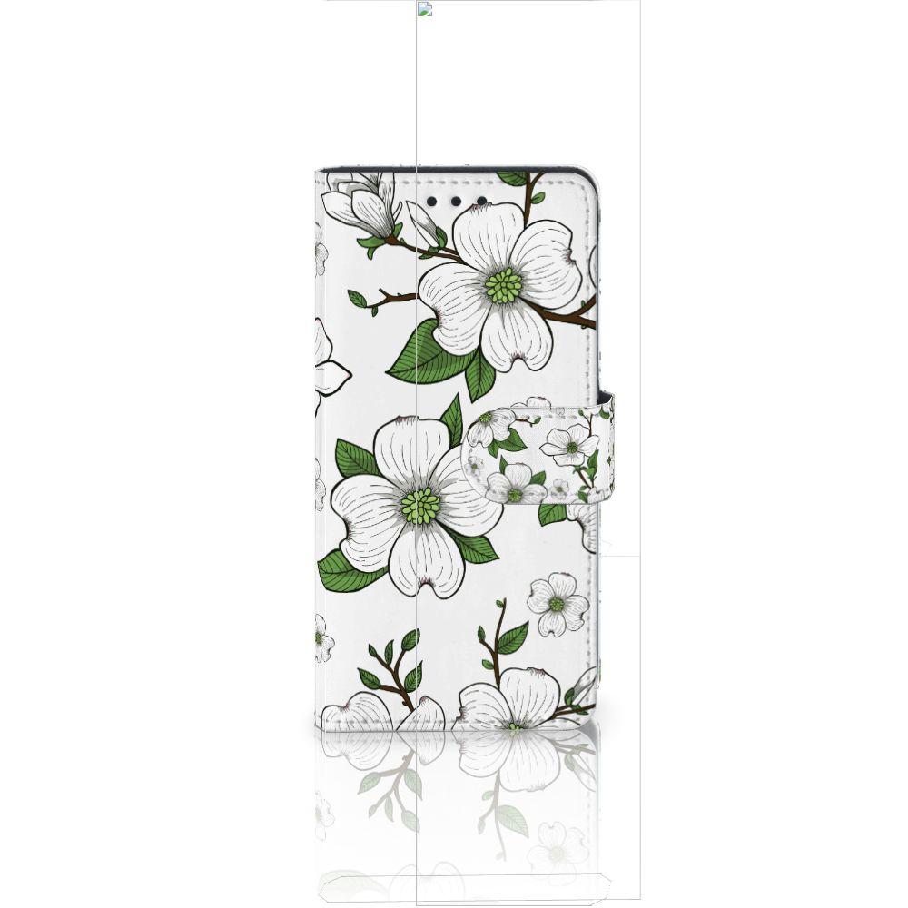 Huawei Ascend P8 Lite Boekhoesje Design Dogwood Flowers