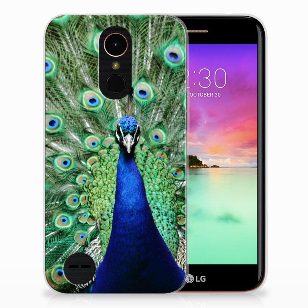 LG K10 2017 TPU Hoesje Design Pauw