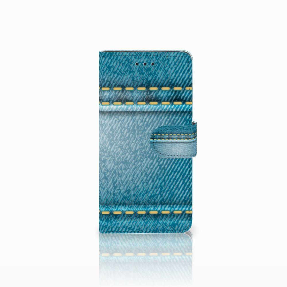 Huawei Y5 2018 Boekhoesje Design Jeans