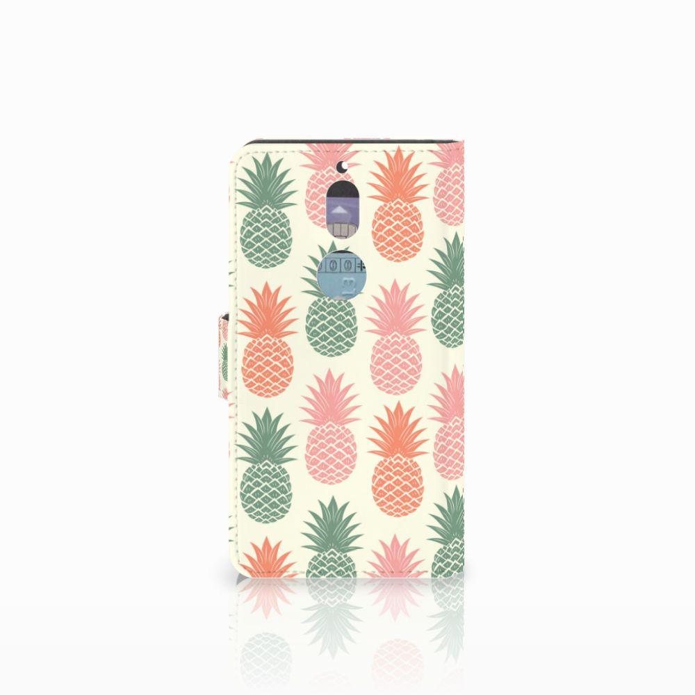 Nokia 7 Book Cover Ananas