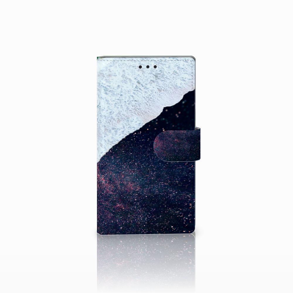 Sony Xperia L2 Bookcase Sea in Space