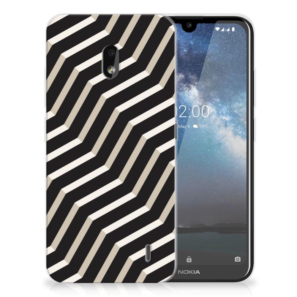 Nokia 2.2 TPU Hoesje Illusion
