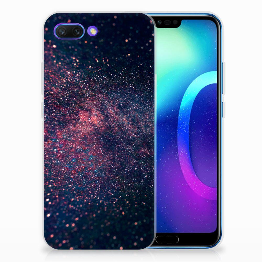 Huawei Honor 10 TPU Hoesje Stars