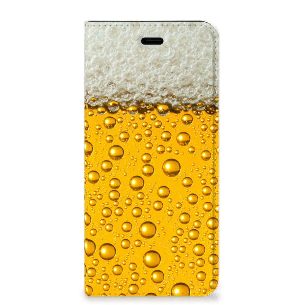 Huawei P10 Flip Style Cover Bier
