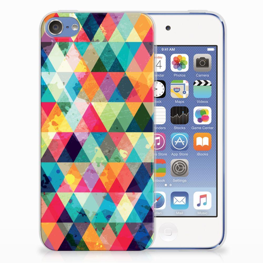 Apple iPod Touch 5 | 6 TPU bumper Geruit