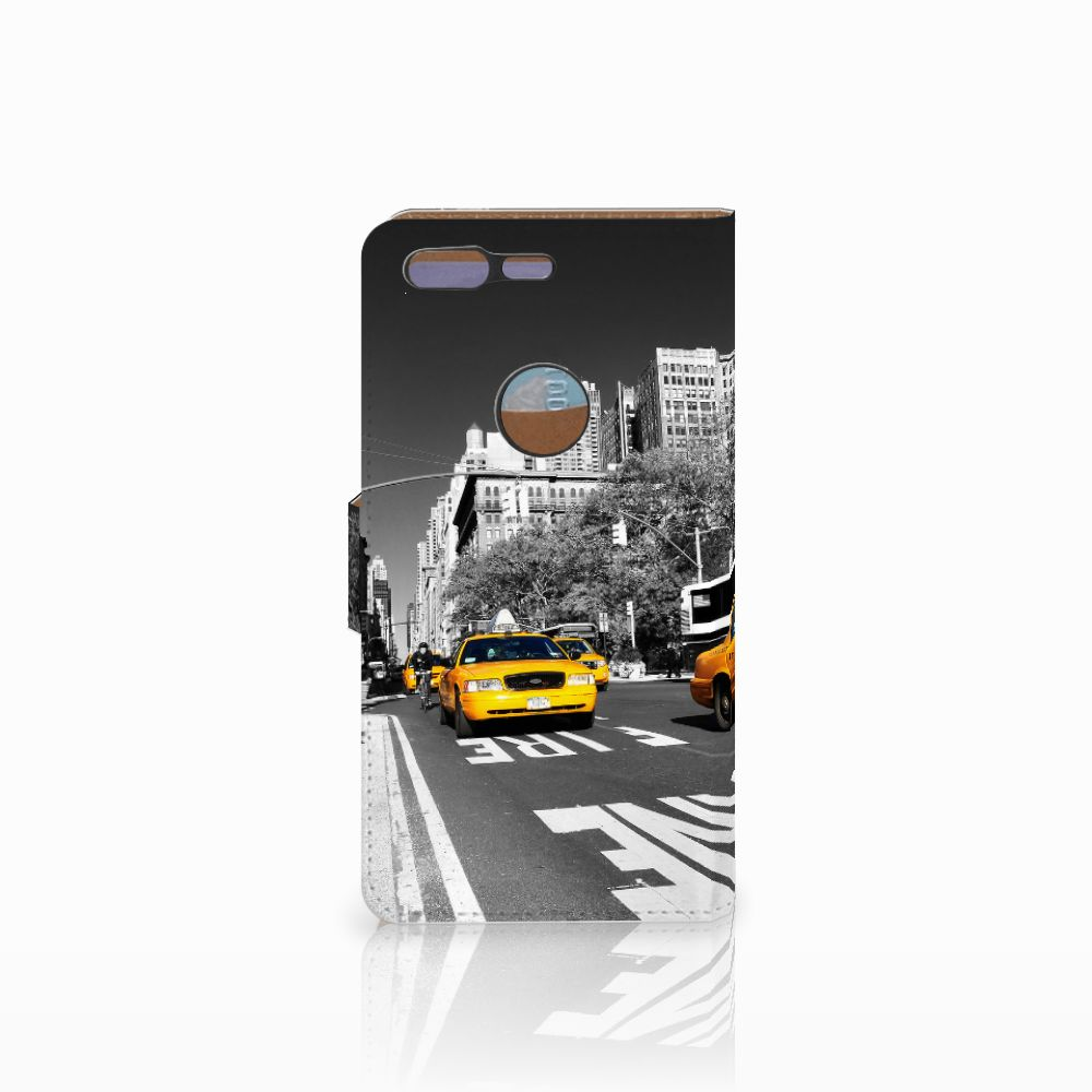 Google Pixel Flip Cover New York Taxi