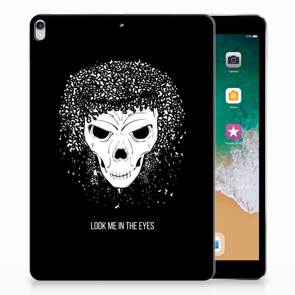 Tablet BackCover Apple iPad Pro 10.5 Skull Hair