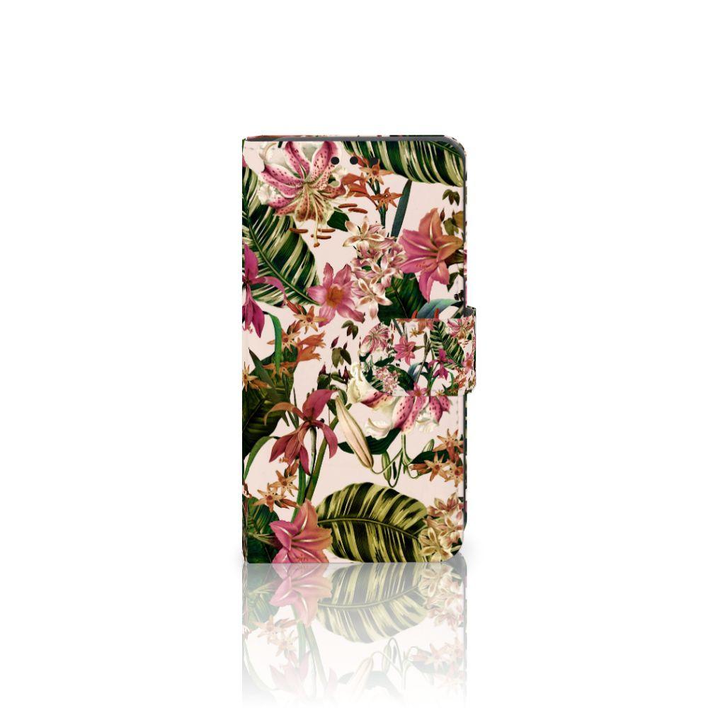 LG X Style Uniek Boekhoesje Flowers