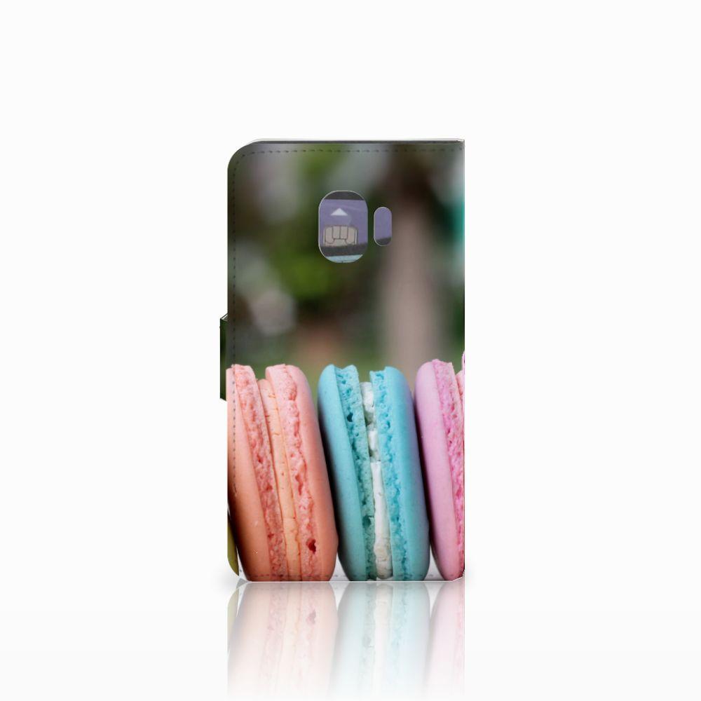 Samsung Galaxy J2 Pro 2018 Book Cover Macarons