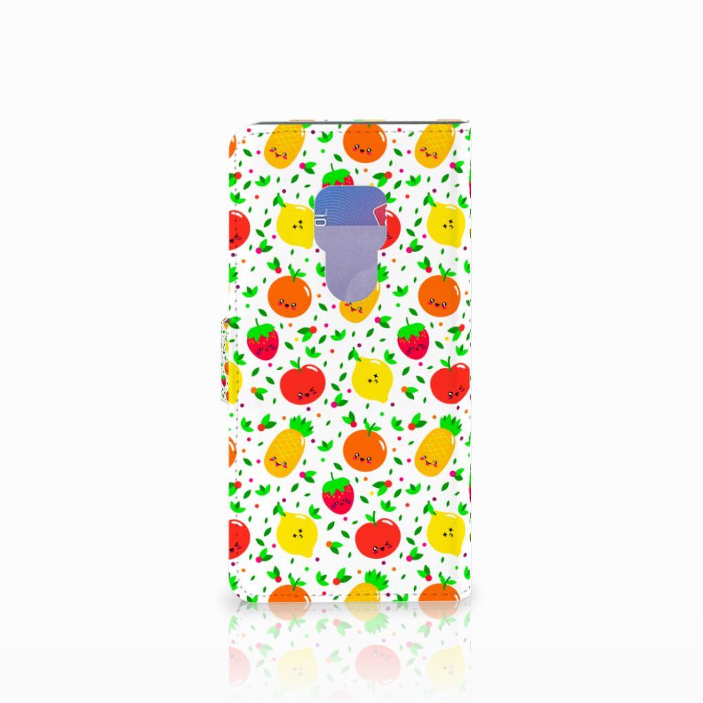 Huawei Mate 20 Book Cover Fruits