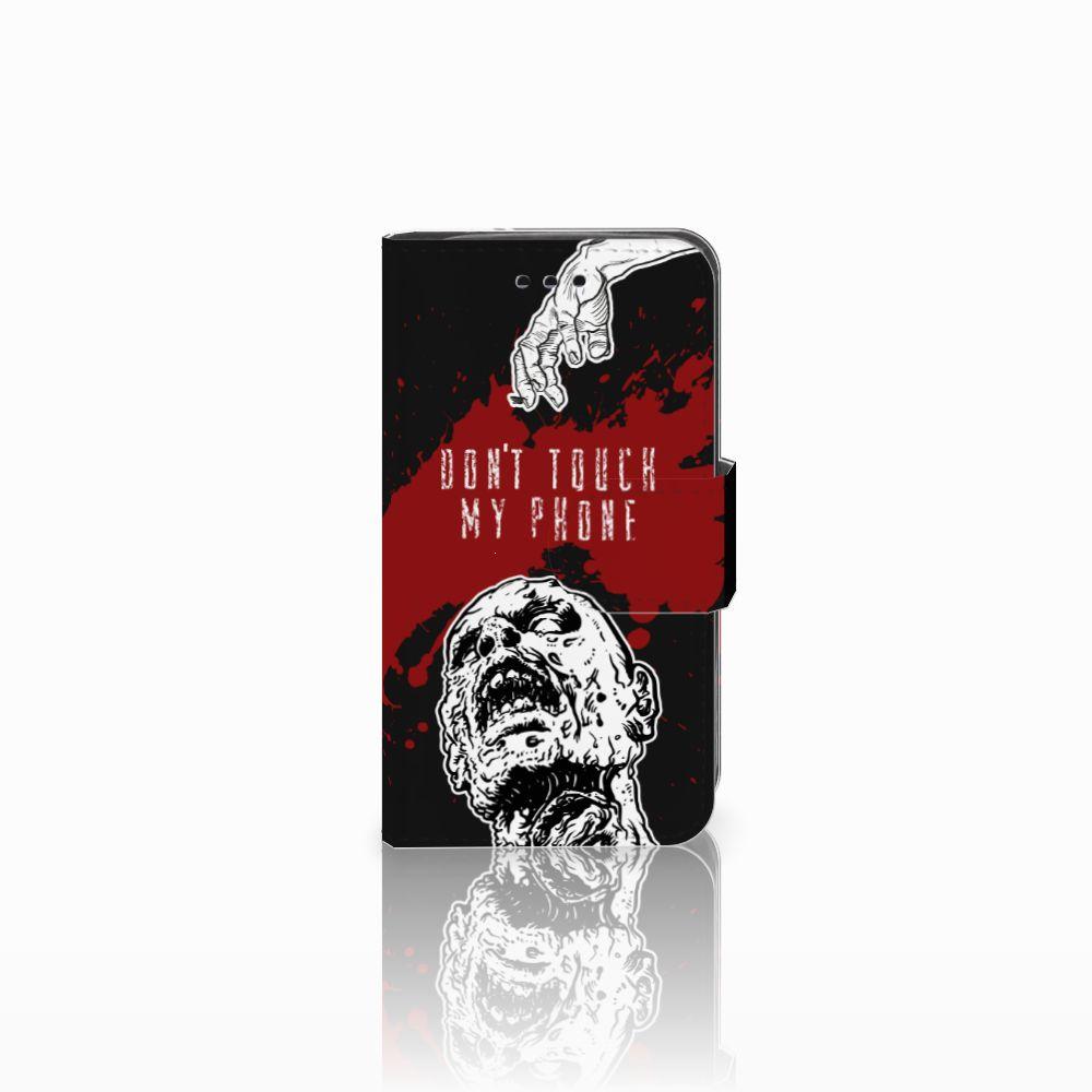 Samsung Galaxy Trend 2 Boekhoesje Design Zombie Blood