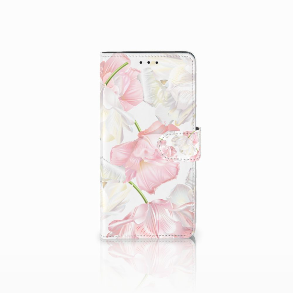 Samsung Galaxy J6 Plus (2018) Boekhoesje Design Lovely Flowers