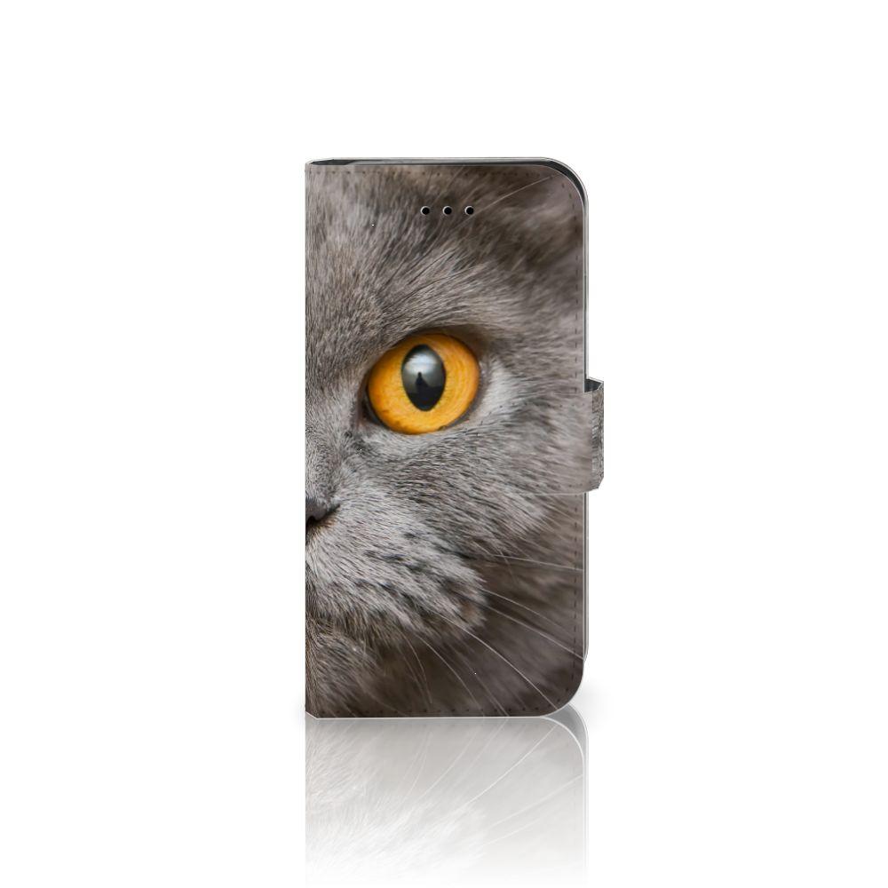Apple iPhone 7 | 8 Uniek Boekhoesje Britse Korthaar