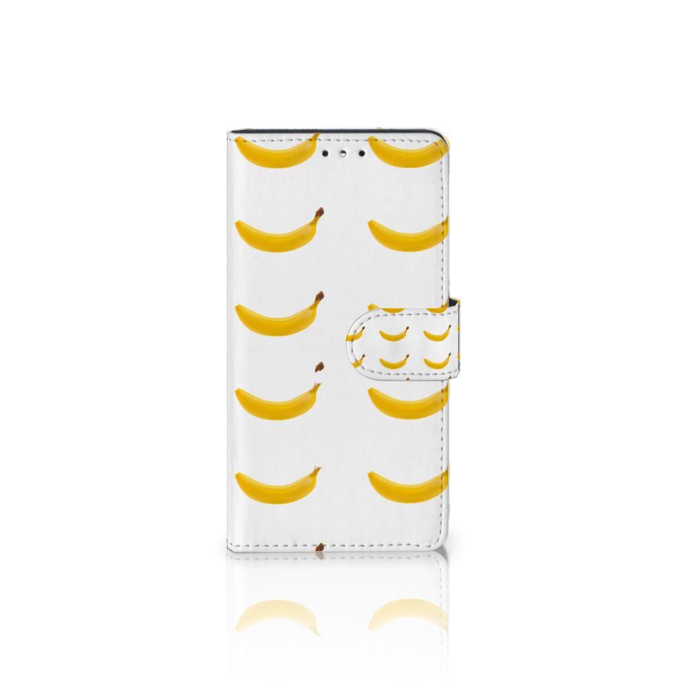 LG K10 (2017) Uniek Boekhoesje Banana